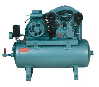 HW16 Air Compressor - Air Industrial